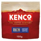 Kenco eco rich roast refill - 150g Brand Price Match - Checked Tesco.com 18/08/2014