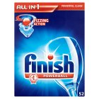 Finish 52 all in one powerball tablets - 1029g