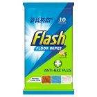 Flash Floor Wipes Anti-Bac - each