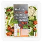Waitrose Shredded Greens & Chorizo - 160g Introductory Offer