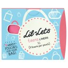 Lil-lets teens liners - 16s