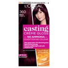 L'Oréal casting 360 black cherry - each Brand Price Match - Checked Tesco.com 16/04/2014