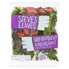 Steve's Leaves wild red rocket - 50g