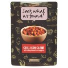 Look what we found! Fellside beef chilli con carne - 270g Brand Price Match - Checked Tesco.com 21/04/2014