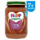 Hipp dessert cocoa & vanilla - 190g Brand Price Match - Checked Tesco.com 05/03/2014