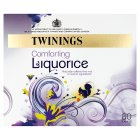 Twinings liquorice 80 teabags - 160g Brand Price Match - Checked Tesco.com 15/09/2014