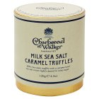 Charbonnel & Walker sea salt caramel truffles - 120g