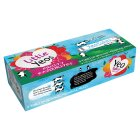 Little Yeos 4 organic fruity favourites yogurts - 9x40g Brand Price Match - Checked Tesco.com 16/07/2014