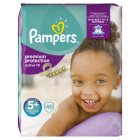 Pampers Active Fit S 5+ Large 45 Nappies - 45s Brand Price Match - Checked Tesco.com 18/08/2014