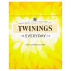 Twinings everyday 240 tea bags - 750g