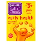 Bassetts Soft & Chewy early health vitamins - orange - 45s