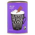 Clipper organic Fairtrade drinking chocolate - 250g Brand Price Match - Checked Tesco.com 16/12/2013