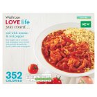 LOVE life you count cod with tomato & red pepper - 380g