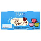 Ella's Kitchen raspberry rice pudding - 2x60g