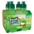 Robinsons Fruit Shoot low sugar apple - 4x200ml