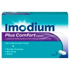 Imodium plus comfort tablets - 6s