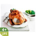 Pork, Sage & Onion Stuffed Turkey -