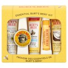 Burt's Bees essential kit - each