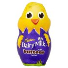Cadbury dairy milk buttons chick - 142g