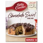 Betty Crocker Chocolate Swirl Cake Mix - 500g Brand Price Match - Checked Tesco.com 05/03/2014