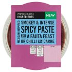 Waitrose Cooks' Ingredients smoky & intense spicy paste - 120g Introductory Offer