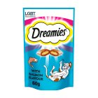 Dreamies scrumptious salmon cat treats - 60g Brand Price Match - Checked Tesco.com 16/07/2014