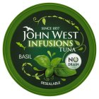 John West infusions tuna basil - 130g Brand Price Match - Checked Tesco.com 04/12/2013