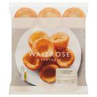 Waitrose frozen 12 Yorkshire puddings - 230g