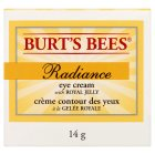 Burt's Bees radiance eye cream - 14g