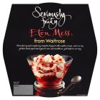 from Waitrose Seriously fruity eton mess - 500g