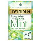 Twinings 20 Freshly Picked Garden Mint Infusion - 40g