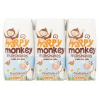 Happy Monkey milkshakes chocolate - 3x200ml
