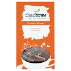 Charbrew chocolate orange 6 tea pyramids - 6s New Line