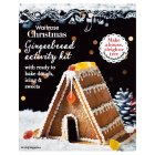 Waitrose Christmas gingerbread activity kit - 605g