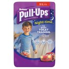 Huggies Pull-Ups Night-Time Pants - 16-23kg L Boys