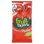 Fruit Bowl fruit peelers strawberry - 3x20g Brand Price Match - Checked Tesco.com 16/04/2014