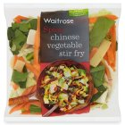 Waitrose Chinese Vegetable Stir Fry - 265g
