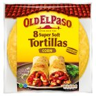 Old El Paso 8 soft corn tortillas - 335g Brand Price Match - Checked Tesco.com 26/03/2015