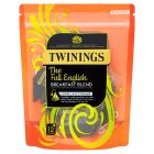 Twinings 12 breakfast blend loose leaf pyramids - 30g