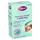 Calpol vapour plug & nightlight refills - 5s