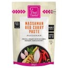 Thai Taste massaman red curry paste - 200g