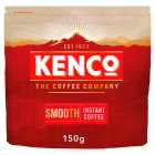 Kenco eco smooth roast refill - 150g Brand Price Match - Checked Tesco.com 16/07/2014