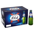 Kronenbourg 1664 - 12x275ml Brand Price Match - Checked Tesco.com 05/03/2014