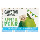 Cawston Press kids' blend apple & pear - 3x200ml