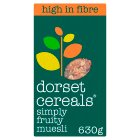 Dorset Cereals simply fruity muesli - 820g Brand Price Match - Checked Tesco.com 04/12/2013