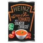 Heinz cream of tomato Spanish chorizo - 400g Brand Price Match - Checked Tesco.com 29/07/2015
