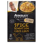 Ainsley Harriott Spice Sensation Couscous - 100g Brand Price Match - Checked Tesco.com 14/04/2014