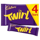 Cadbury Twirl - 3 pack - 102g Brand Price Match - Checked Tesco.com 17/09/2014