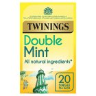 Twinings intensely double mint 20 envelopes - 40g
