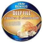 Fray Bentos 'smooth' chicken & mushroom pie - 475g